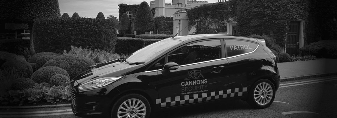 Cannons Security Services London