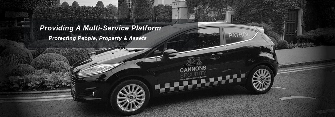 Cannons Security Patrol Vehicle